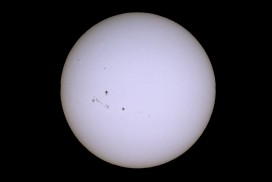 Solar Eclipse 2001 by  Sebastian Voltmer (1 of 4)
