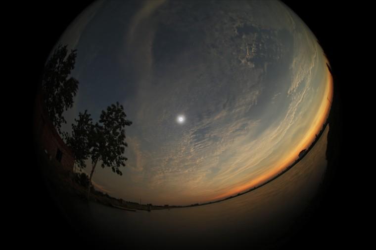 Solar Eclipse China 2009