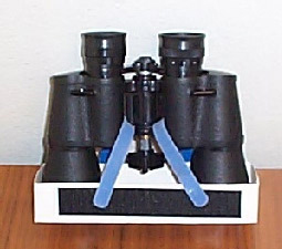 Constructing a Solar Filter for Binoculars
