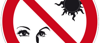 Important safety instructions regarding eye safety