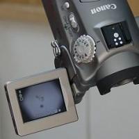Canon Powershot am Teleskop