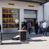 Warehouse Sale with set-up SolarScopes